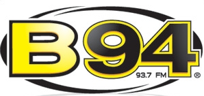 "This ""B94"" logo was used when the station was revived in 2007. The original logo featured a cartoon bee."